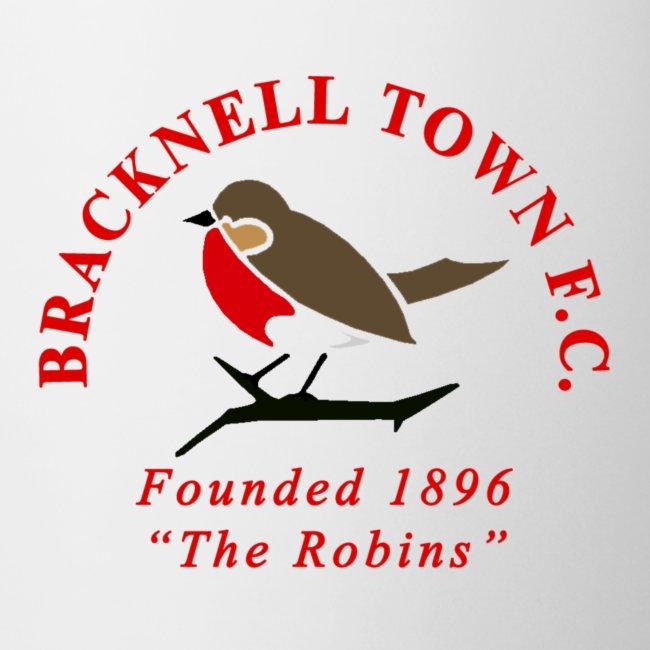 Bracknell Town FC Badge