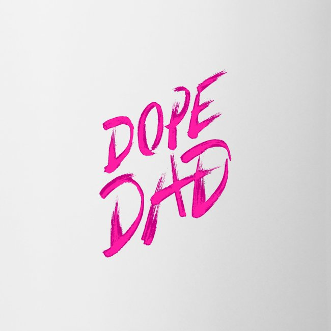 D O P E Daddy Design in pink