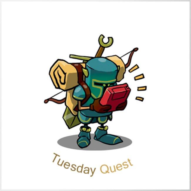Tuesday Quest Logo