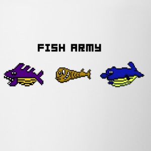 Fish Army - Tasse