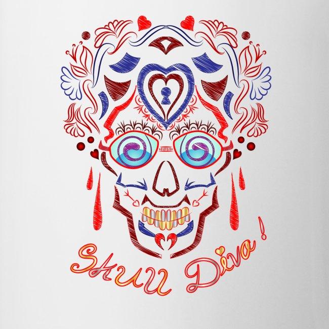 Skull Tattoo Art