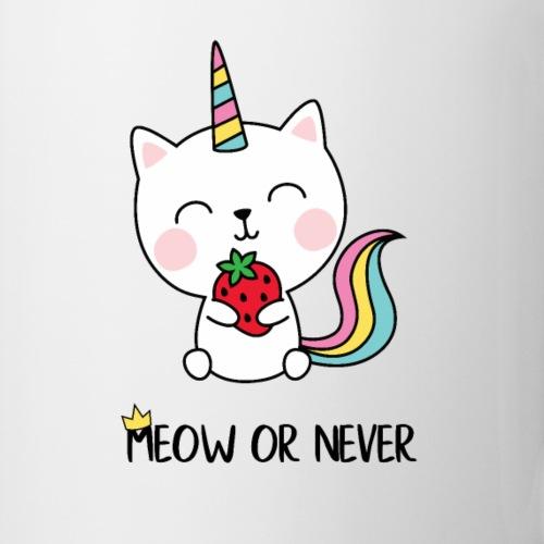 Meow or never - Tasse