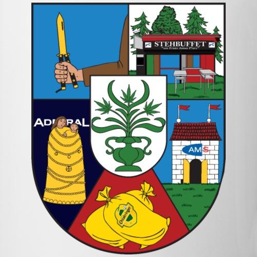 Floridsdorfer Wappen - Tasse