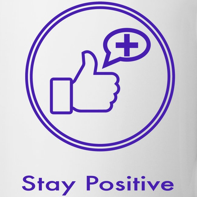 Stay Positive without inwils