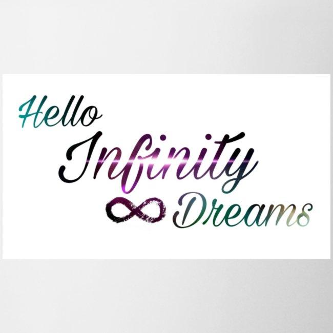 Bonjour rêve infini