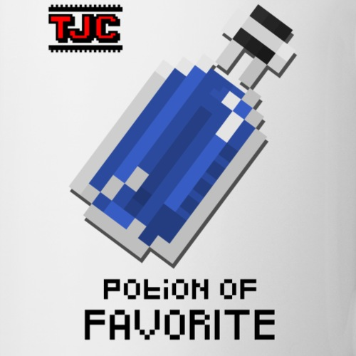 Potion of Favorite - Tasse