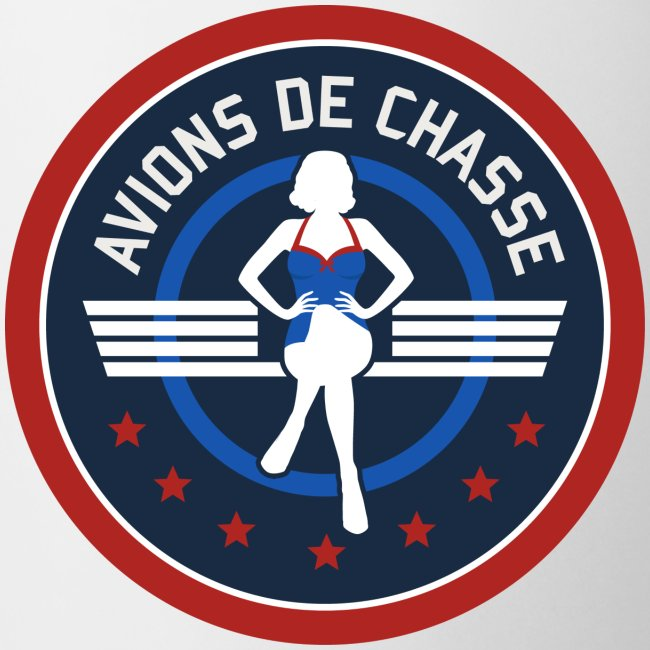 Logo Avions de chasse Accessoires