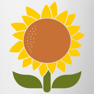 "CryptoFR ""Sunflower"" - Mug"