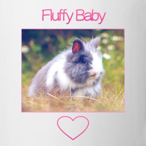 Fluffy Baby: Phone Case - Mug