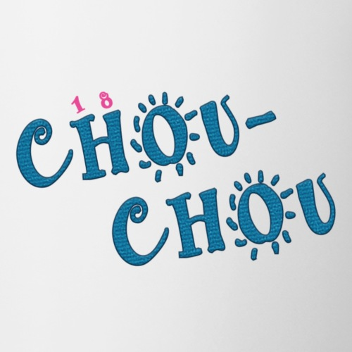 chouchou18 2 - Mug blanc