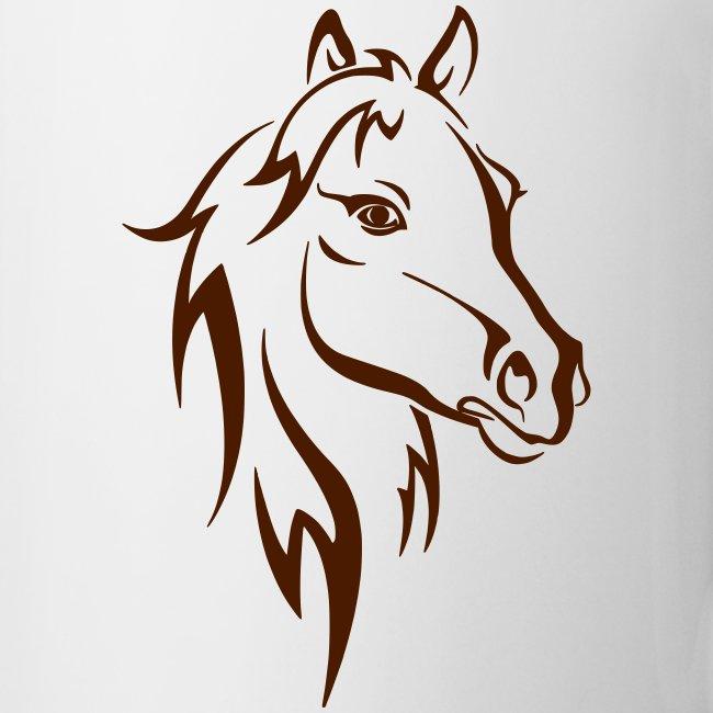 Vorschau: Horse - Tasse