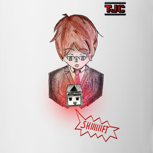 TheJoCraft Special: Shiiiift-Petze - Tasse