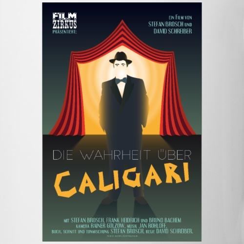 """Filmplakat """"Die Wahrheit über Caligari"""" - Tasse"""