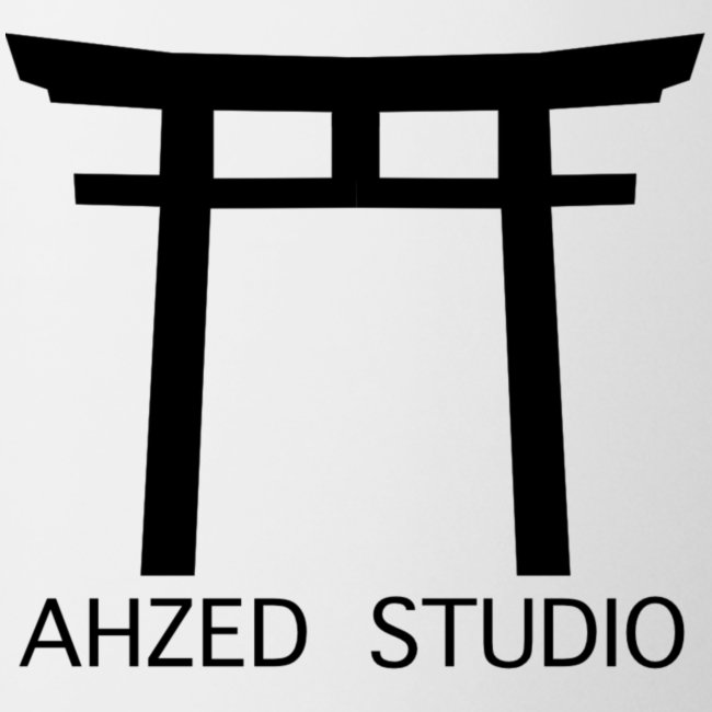 Ahzed Studio - Logo Torii