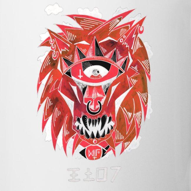 lion Négutif