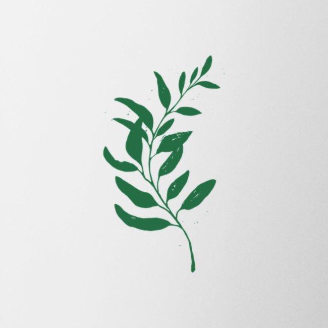Grüne-Tasse