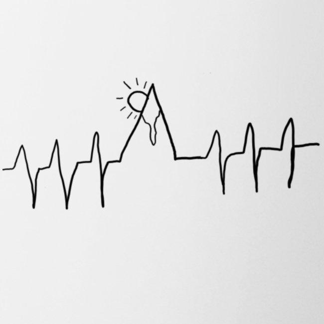 mountain heartbeat