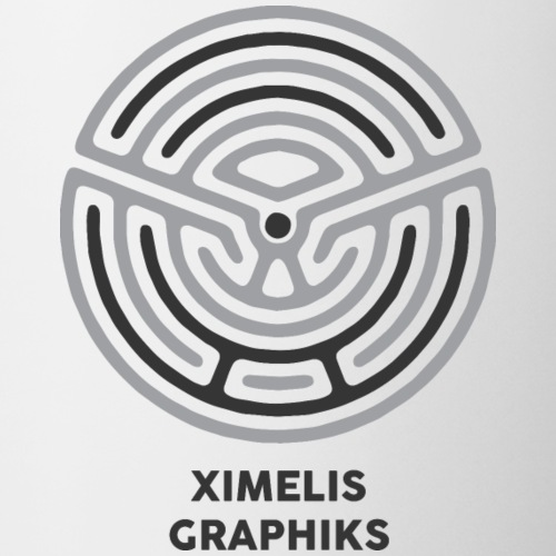 Logo xg - Mug blanc