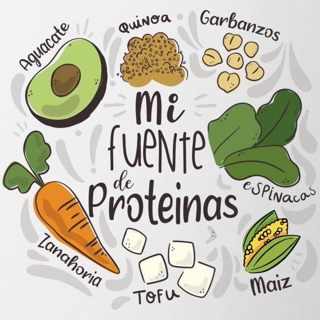 Mi fuente de proteinas