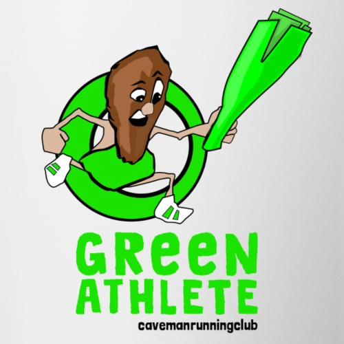 Green Athlete Accessories - Mug