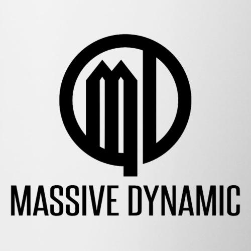 Massive Dynamic Schwarz - Tasse