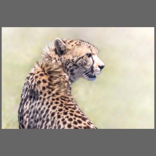 Geschenkidee Gepard - Tasse