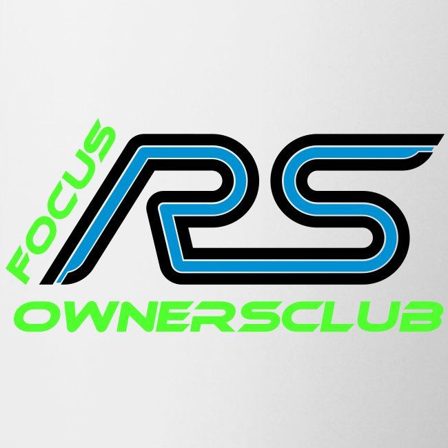 logo focus rs ownersclub shirt cmyk