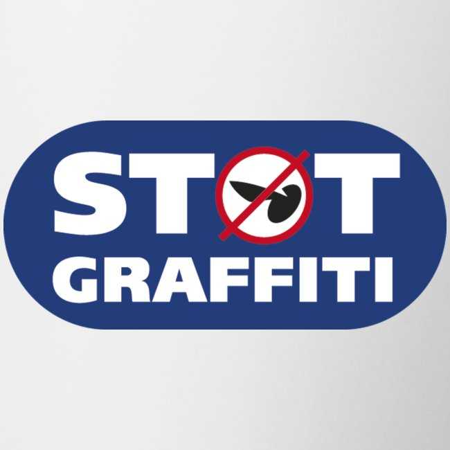 støt graffiti √