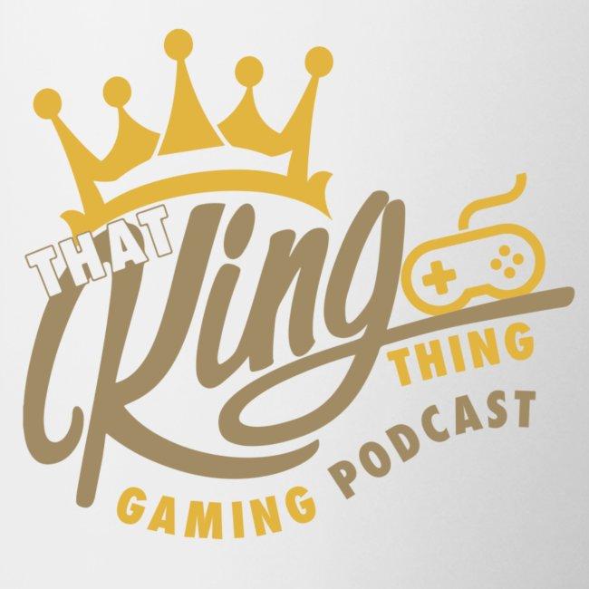 That King Thing Logo (dark)