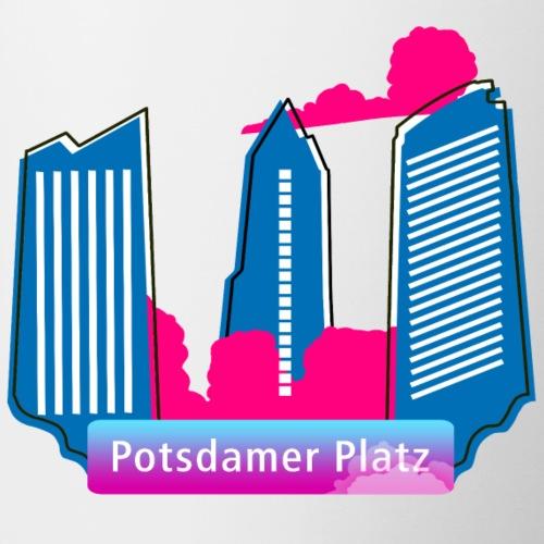 Potsdamer Platz Wolkenkratzer
