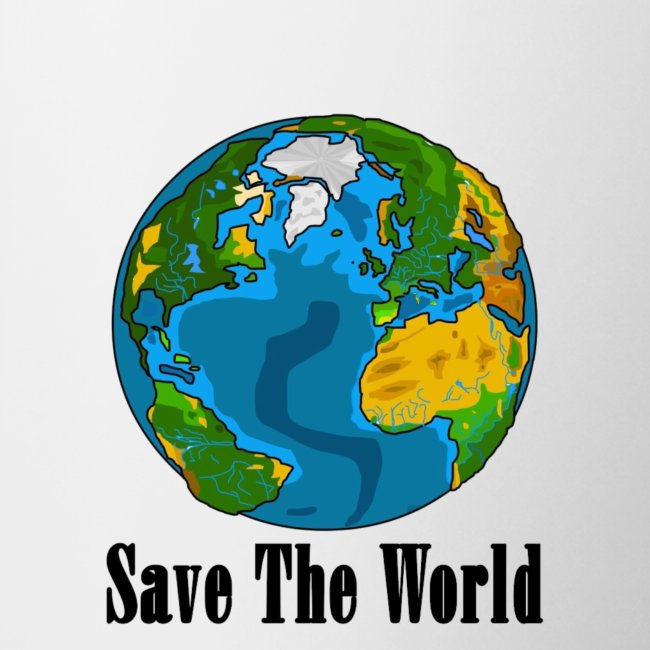 Save The World-Planet