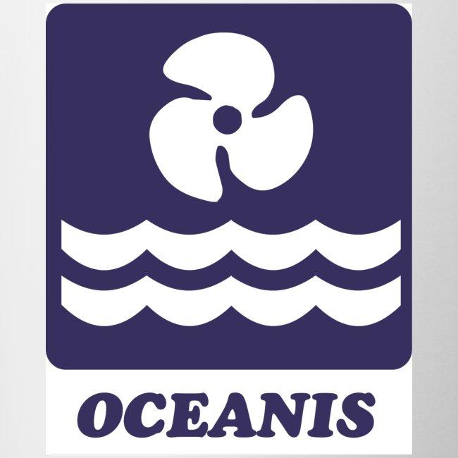 """Logo Serie """"Mar-Oceanis"""""""