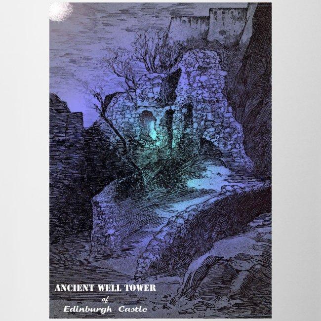 Ancient Well House of Edinburgh Castle