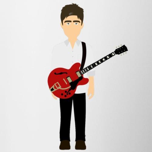 Noel Gallagher White Shirt Edition - Mug