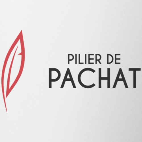 Logo - Pilier de PAchat - Mug blanc