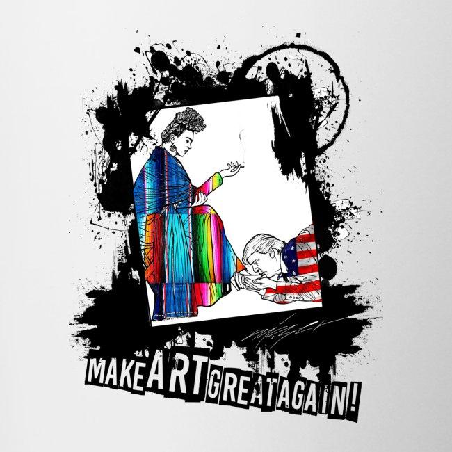 Make Art Great Again!