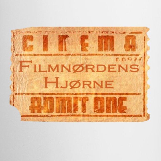 Filmnørdens Hjørne logo