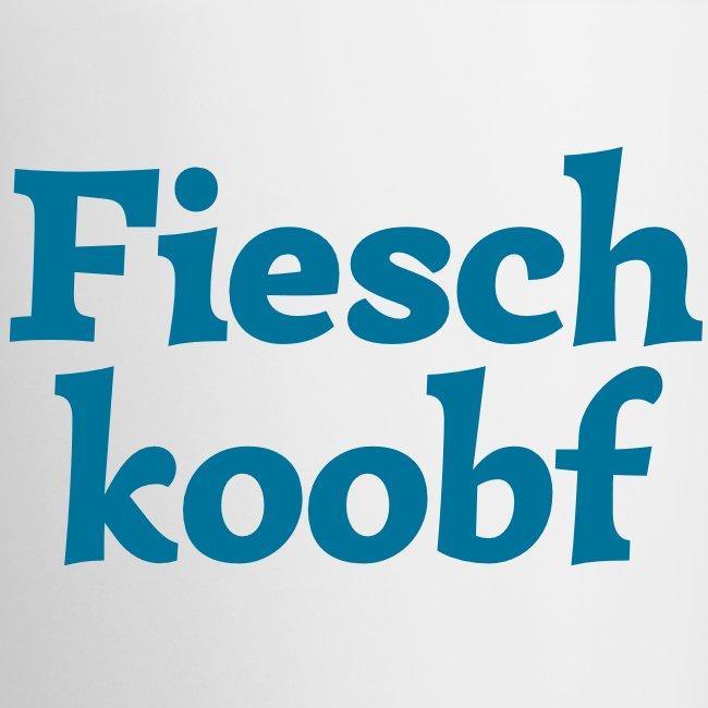 Fieschkoobf (hochdeutsch: Fischkopf) Flaschen &