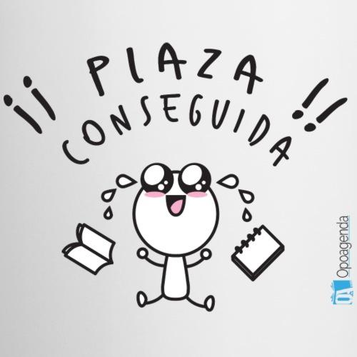 Plaza conseguida - Taza