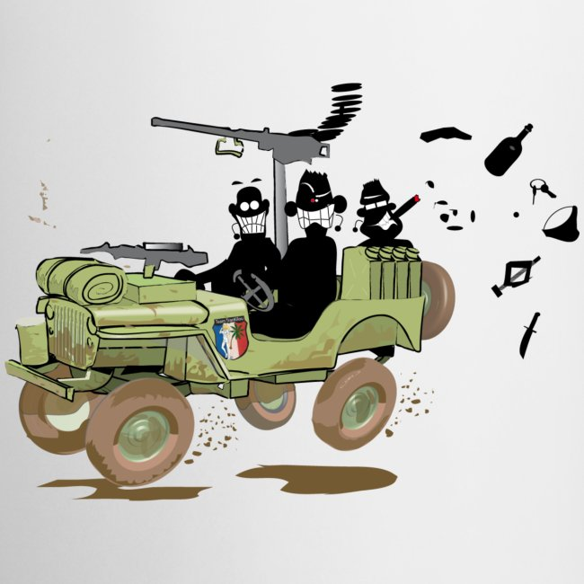 Jeep TTK