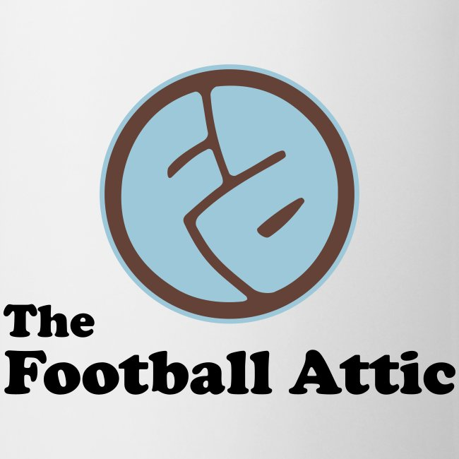 The Football Attic 2013 logo with text