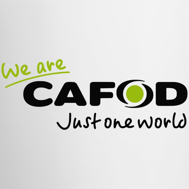We are CAFOD