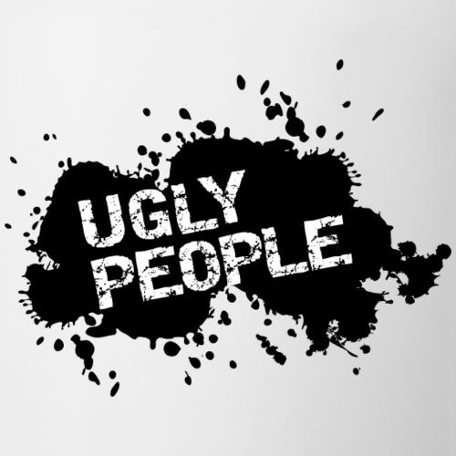 UglyPeople - Tasse