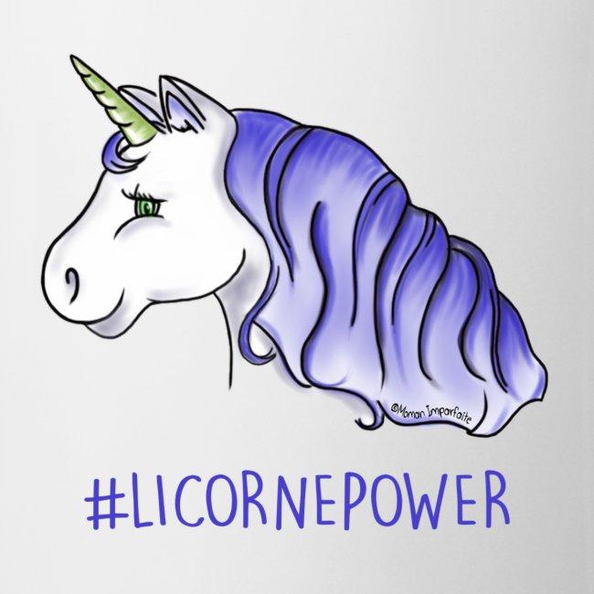 LicornePower version bleue