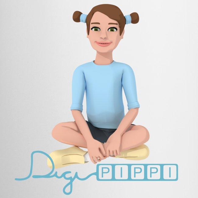 DP maskot og logo