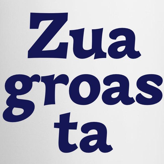 Zuagroasta Flaschen & Tassen