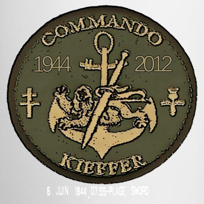 Commando kieffer POITRINE