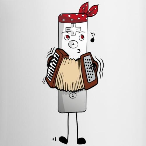 Pirate Wmanette - Mug blanc