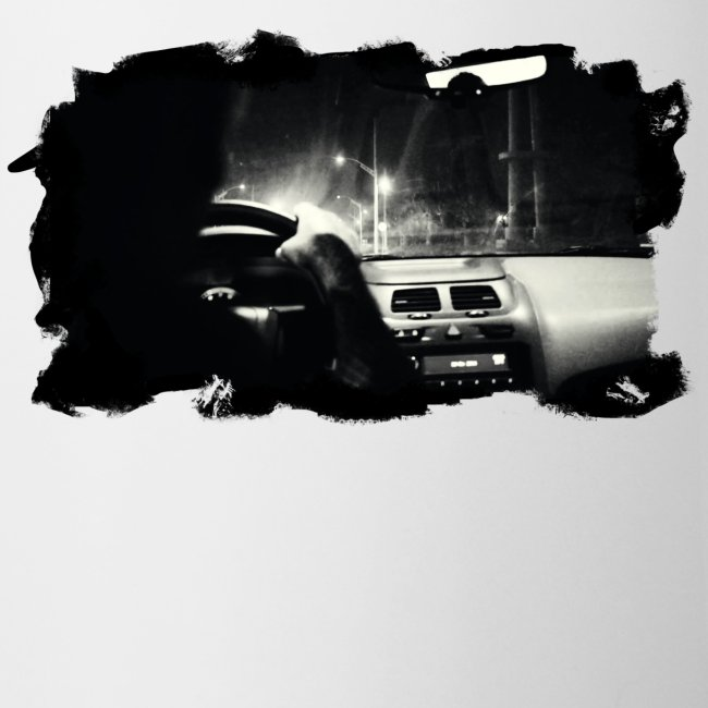 Driving at Night (with black PS logo)