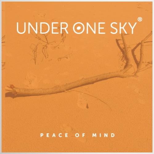 UNDER ONE SKY Musik Entspannung Meditation Peace - Tasse